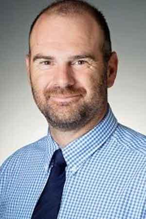 Carel le Roux, MD